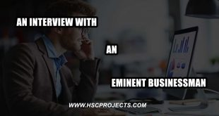 Joint Hindu Family business, Joint Hindu Family Business – An Affectionate Business, HSC Projects