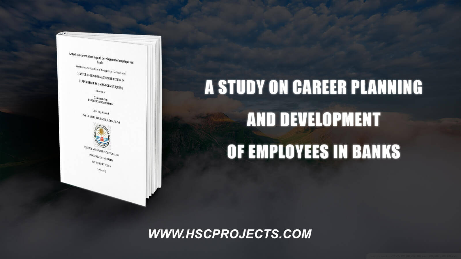 A Study On Career Planning And Development Of Employees In Banks
