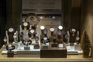 , Marketing Management of Watches, HSC Projects